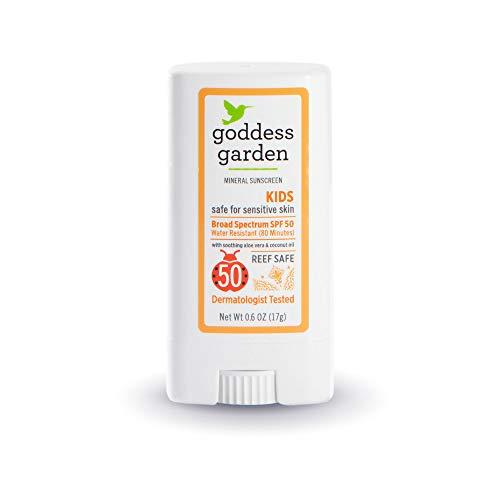 Goddess Garden Mineral Kids Sunscreen Stick
