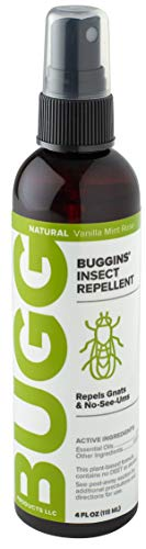 BUGGINS Natural Insect Repellent