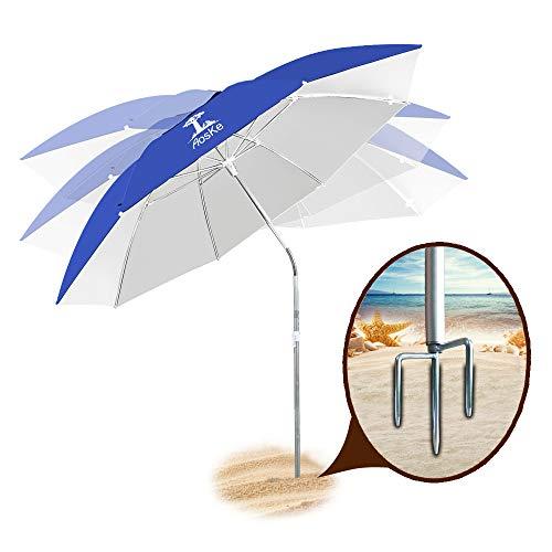 AosKe Beach Umbrella