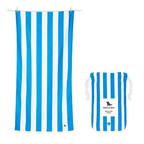 Sand free microfiber beach towel