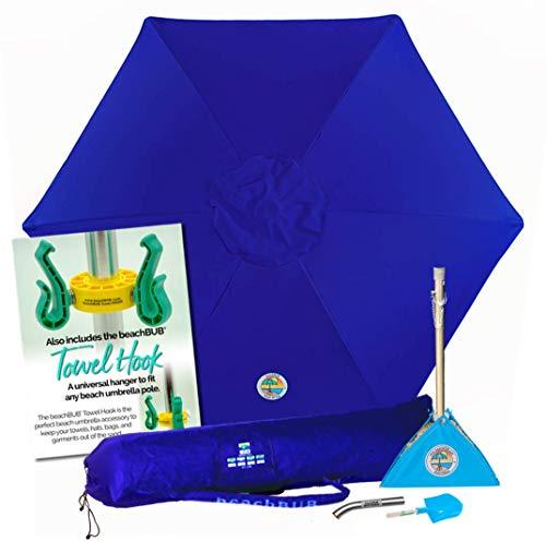 beachBUB ™ All-In-One Sun Umbrella System