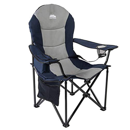 Coastrail Outdoor Padded Camping Chair