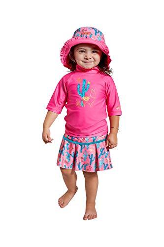 UV SKINZ UPF 50+ 3-Piece UPF Baby Swimwear