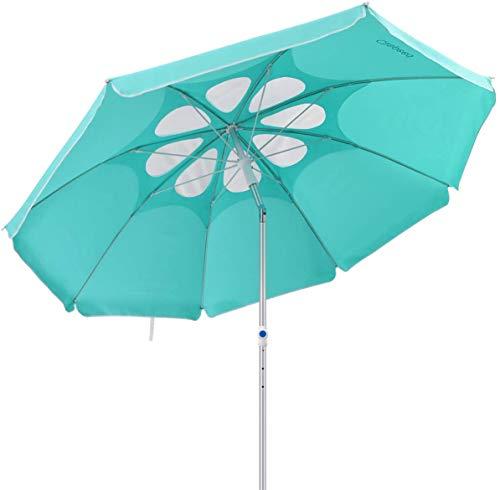 CLISPEED 7' Beach Umbrella