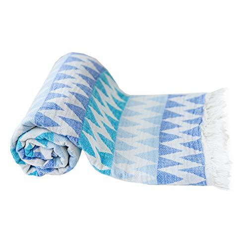Mebien Turkish Luxury Peshtemal Bath Towel