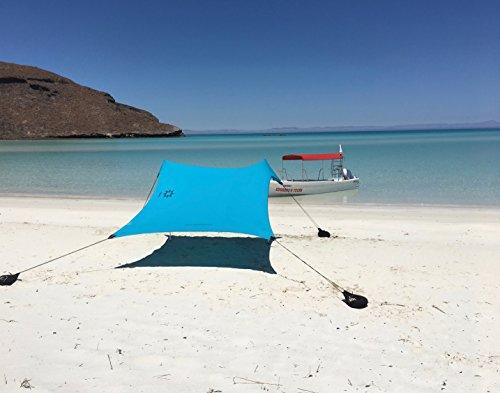 Neso Tents Easy Setup Beach Canopy