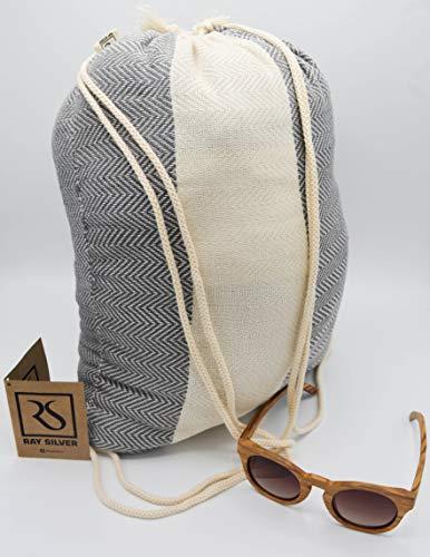 Turkish Cotton Backpack Towel