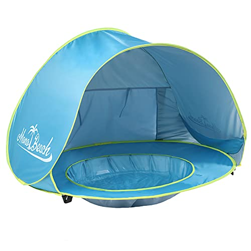 Monobeach Pop Up Portable Shade With Pool