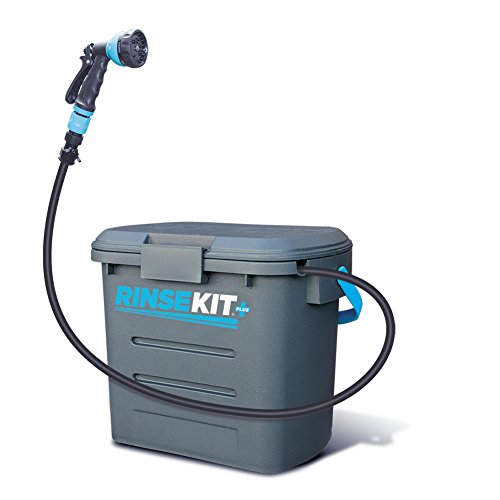 RinseKit Plus 1.8 Gallons with Hot or Cold Water