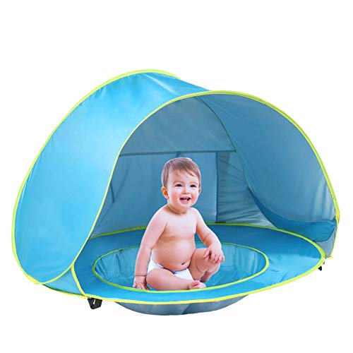 Pop up Baby Beach Tent