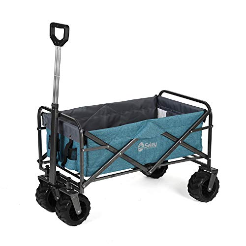 Sekey Outdoor Folding Wagon Cart