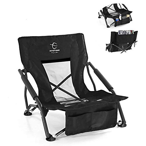 HITORHIKE Low Sling Folding Chair
