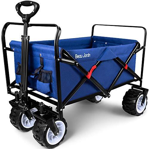 BEAU JARDIN 300 Pound Capacity Cart
