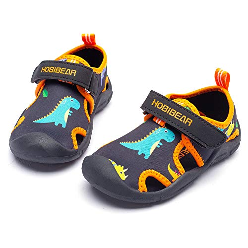 HOBIBEAR beach shoes for toddlers