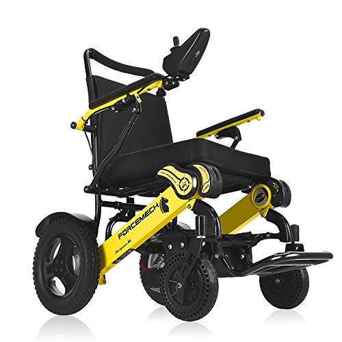 Forcemech Navigator All Terrain Electric Wheelchair