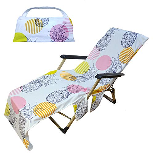 Generleo Store No Sliding Sun Lounger Towel Cover