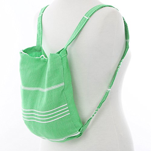Cacala Judy Series Convertible Towel Backpack