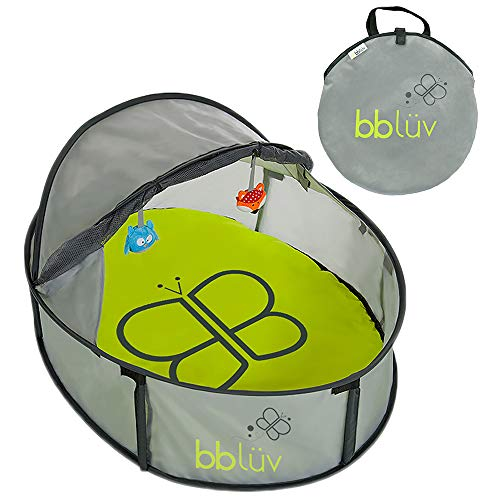 bblüv Nidö Mini 2-in-1 Play Tent For Infants