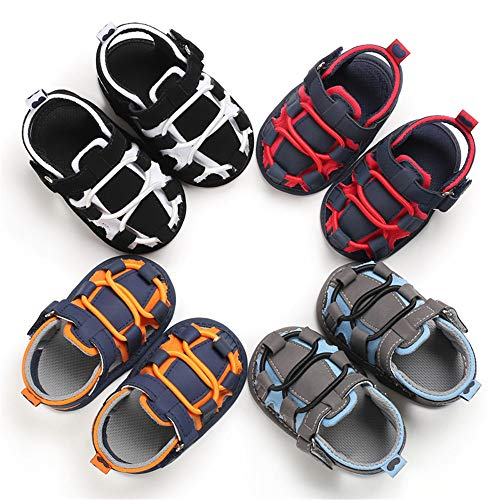Isbasic Infant Baby Boys Girls Summer Beach Sandals