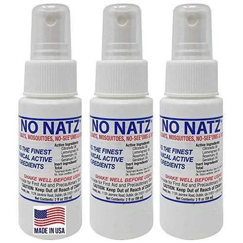 No Natz Botanical Bug Repellent