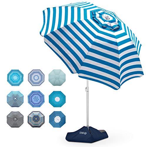 OutdoorMaster Heavy-Duty Patio and Outdoor Umbrella