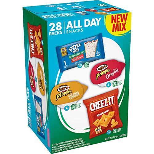 Cheez-It Kellogg's All Day Snacks