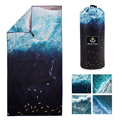4Monster Microfiber Towel for Travel