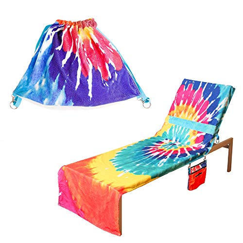 Pool Pack Lush Lounge Chair Cover