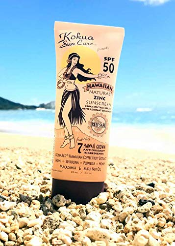 Kokua Natural Zinc Sunscreen