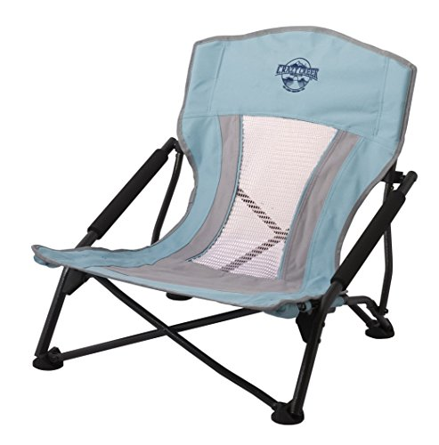 Crazy Creek Quad Low Back Beach Chair