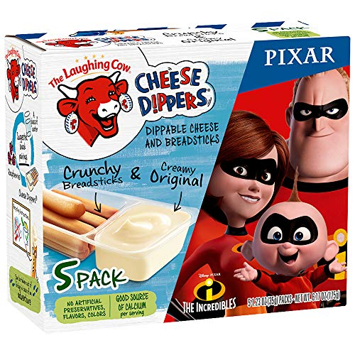 The Laughing Cow Original Creamy Cheese Dippers
