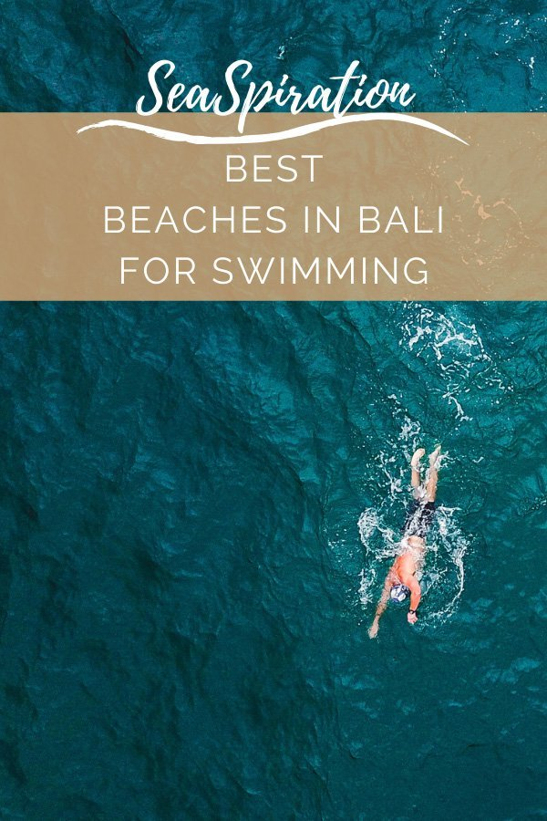 Best beaches in Bali for swimming - Pinterest