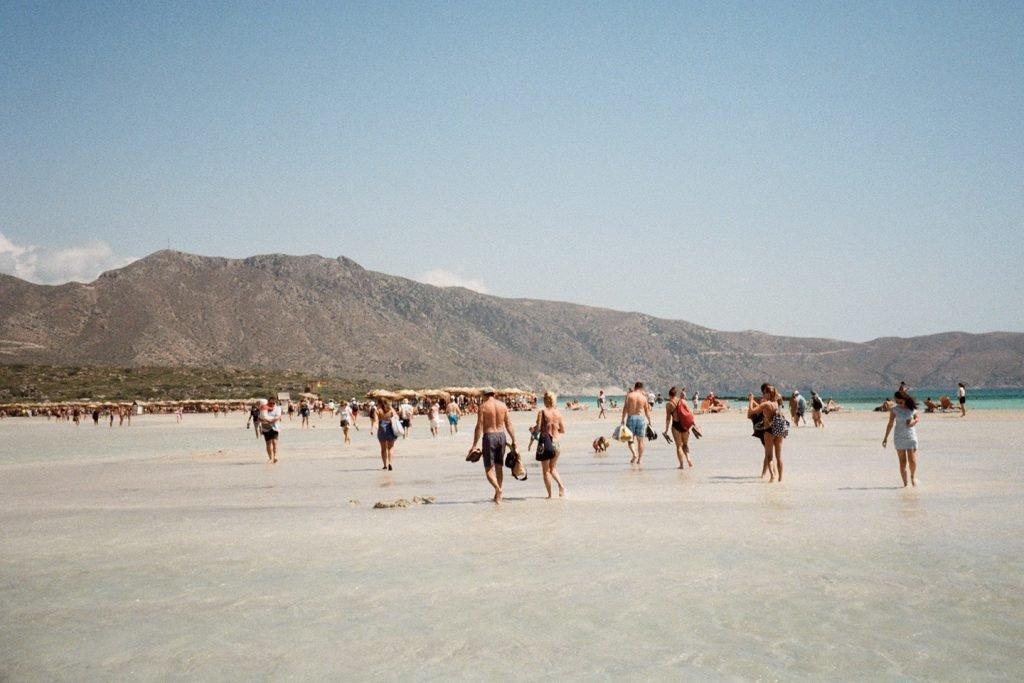 Elafonisi beach - Crete