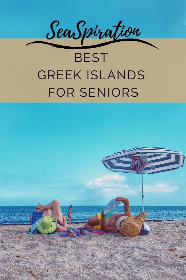 Best Greek islands for older couples