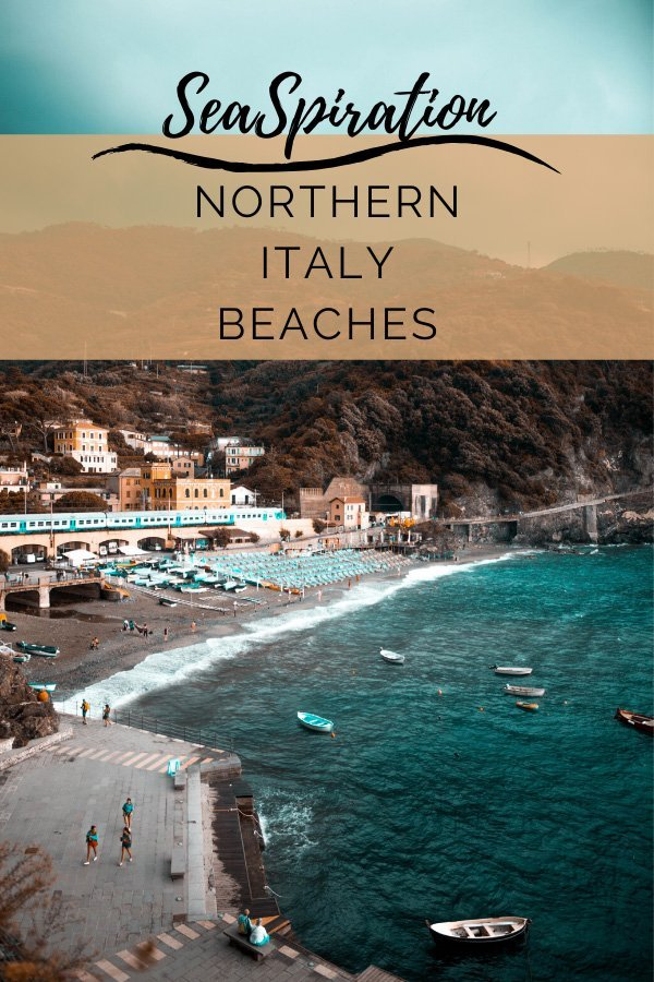 The best beaches in Northern Italy - pinterst