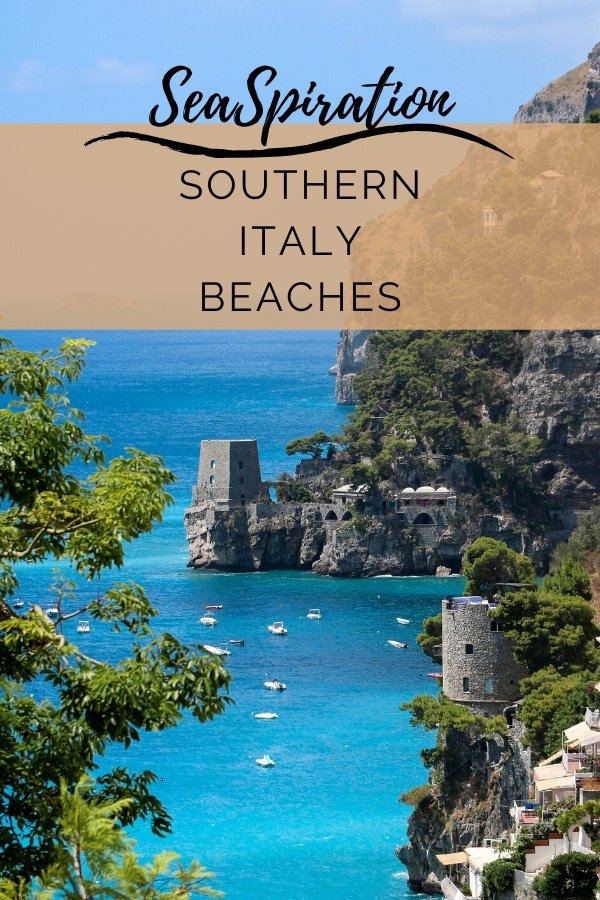 The best beaches in Southern Italy