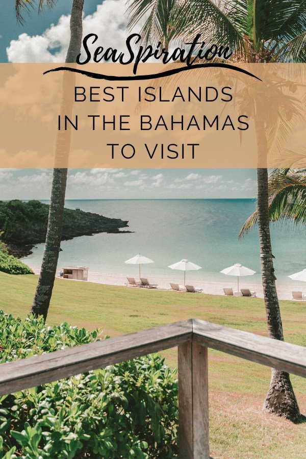 Best islands in the Bahamas to visit