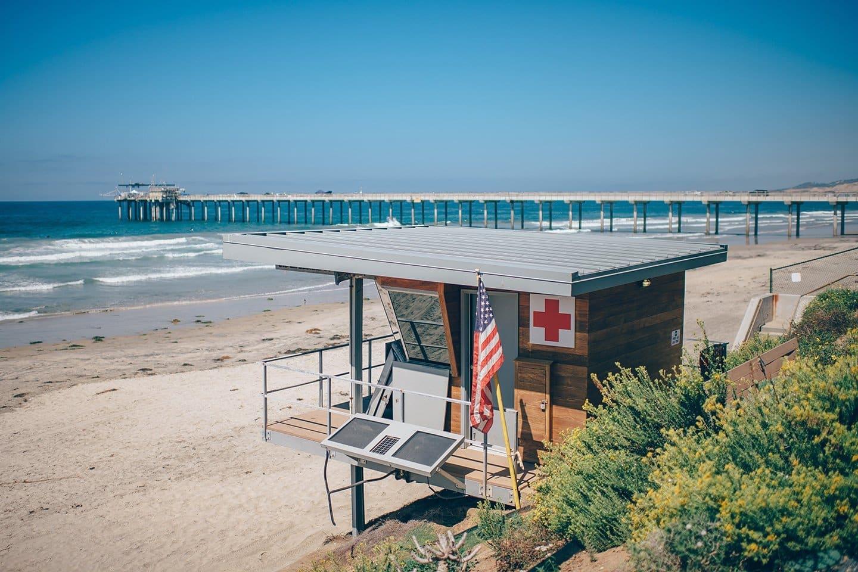 Lifeguard - Beach first aid
