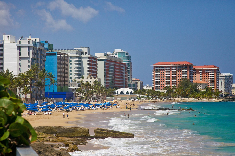 Condado Beach - San Juan - Puerto Rico