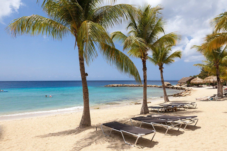 Curacao - Blue bay