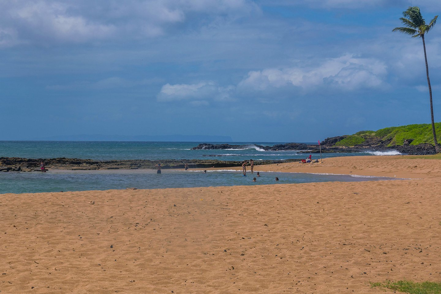Salt Pond Beach Kauai Hawaii
