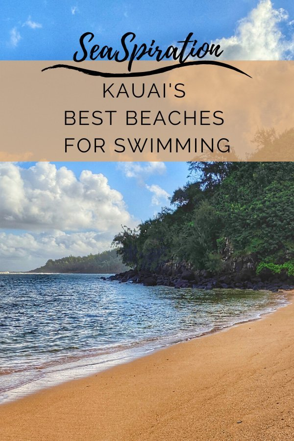 Best swimming beaches in Kauai