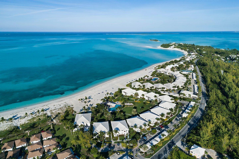 Treasure key beach the Bahamas