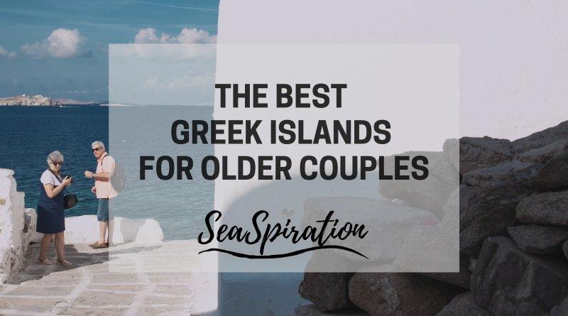 Greek islands for older couples