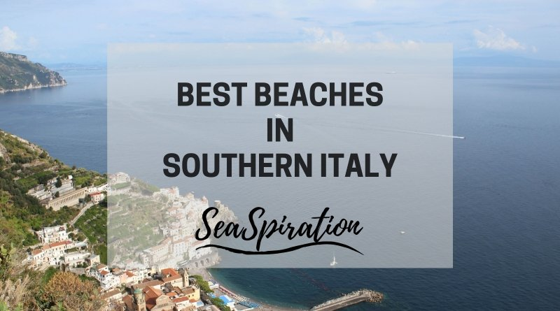Southern Italy beaches