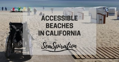 Best wheelchair accessible beaches in California