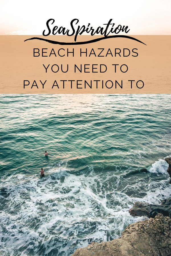 How to stay safe at the beach