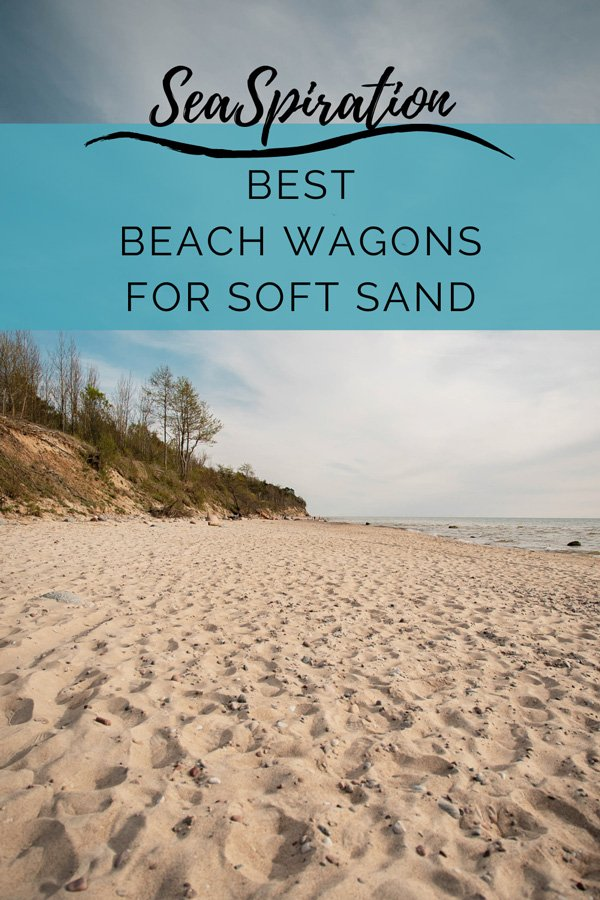 Best beach wagon for soft sand with wheels