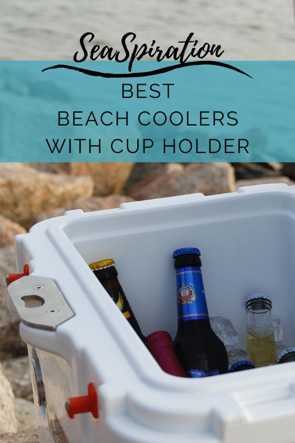 Best beach coolers with cup holders