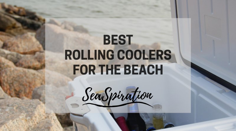 Best rolling cooler for the beach